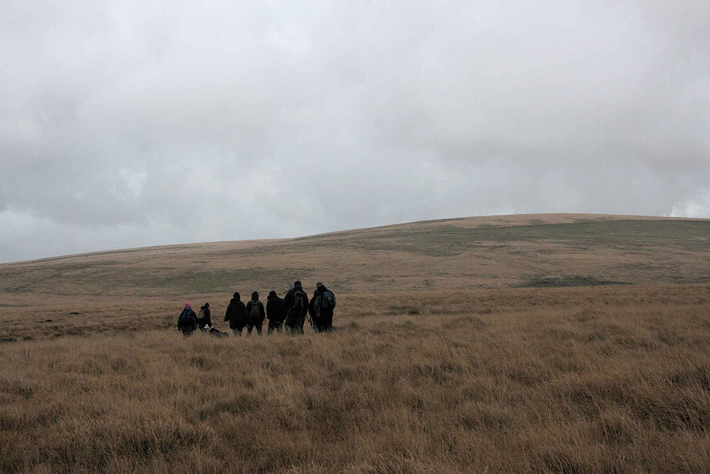 workshop childe the hunter dartmoor walks