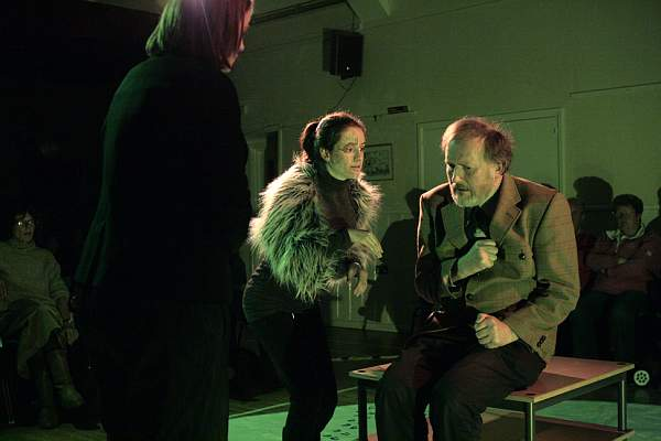 extract from snow med theatre community play