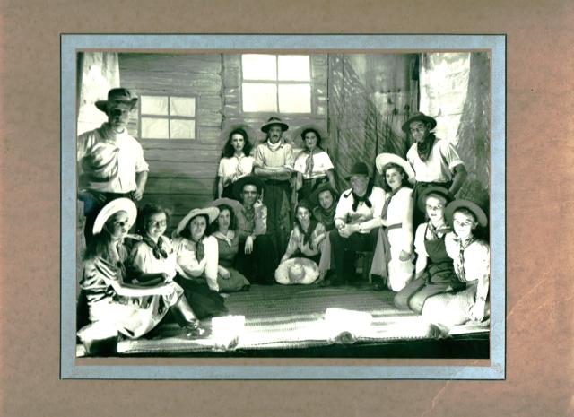 cast performance amateur dramatics school productions pantomime