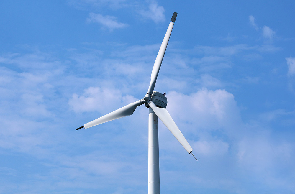 climate change wind power